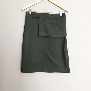Urban outfitters cargo skirt